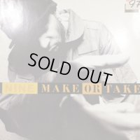 Nine feat. Smoothe Da Hustler - Make Or Take (12'')