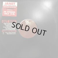 Janet Jackson - Doesn't Really Matter (12'')