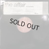 The Affair - Are You Ready (12'')