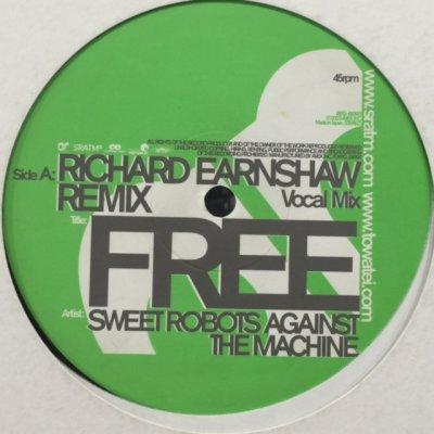 画像1: Sweet Robots Against The Machine (Towa Tei) - Free (12'')