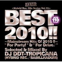 DJ DDT-TROPICANA - Best 2010!! -Mainstream Hits Of 2010- (Mix CD)
