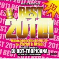 DJ DDT-TROPICANA - Best 2011!! -Mainstream Hits Of 2011- (Mix CD)