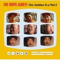 VINYL GIANTS (DJ DDT-TROPICANA, DJ mappy & MC MAGI)  - The Golden Era Vol.2 -Hip Hop Classics Masterpiece Mix- (Mix CD)