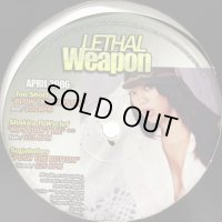 V.A. - Lethal Weapon April 2006 (inc. Shakira feat. Wyclef - Hips Don't Lie etc) (12'')