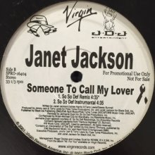 他の写真1: Janet Jackson - Someone To Call My Lover (12''×2)