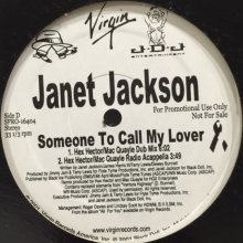 他の写真3: Janet Jackson - Someone To Call My Lover (12''×2)
