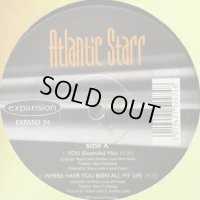 Atlantic Starr - You (12'')