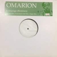 Omarion - Entourage (Remixes) (12'')