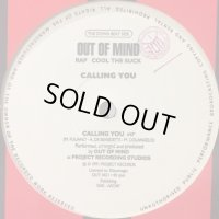 Out Of Mind - Calling You (12'')