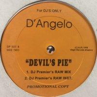 D'Angelo - Devil's Pie (45 King's Remix) (12'')