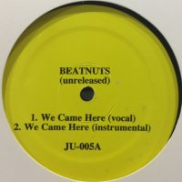The Beatnuts - We Came Here (b/w Hellraiser Remix) (12'')