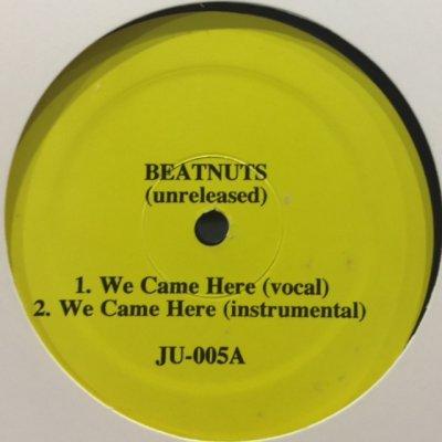 画像1: The Beatnuts - We Came Here (b/w Hellraiser Remix) (12'')