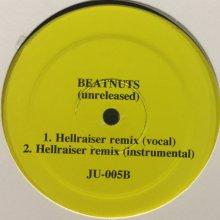 他の写真1: The Beatnuts - We Came Here (b/w Hellraiser Remix) (12'')