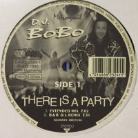 DJ BoBo - There Is A Party (12'')