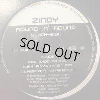 Zindy - Round 'N' Round (Supa'Flyas Remix) (12'')