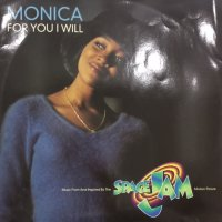 Monica - For You I Will (12'')