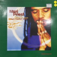 Maxi Priest duet with. Elisha La'Verne - Back Together Again (12'')