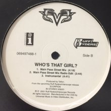 他の写真2: Eve - Who's That Girl? (12'')