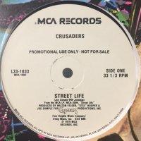 Crusaders - Street Life (12'')