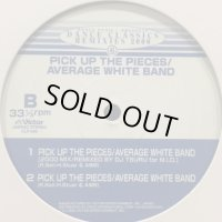 Average White Band - Pick Up The Pieces (2000 Mix) (a/w Sylvester - You Make Me Feel) (12'')