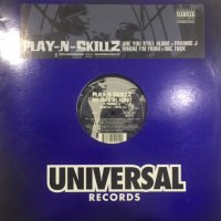 Play-N-SkillZ feat. Frankie J - Are You Still Alone (12'')