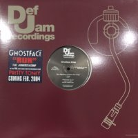 Ghostface Killah feat. Jadakiss & Comp - Run (12'')