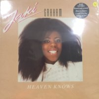Jaki Graham - Heaven Knows (inc. Could It Be I'm Falling In Love, Heaven Knows & Round And Round) (LP)