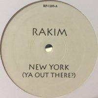 Rakim - New York (Ya Out There) (12'')