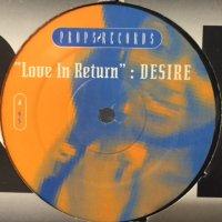 Desire - Love In Return (12'')