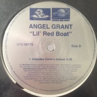 Angel Grant - Lil' Red Boat (12'')