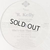 R. Kelly And Public Announcement - She's Got That Vibe (Jerv Remix) (12'')