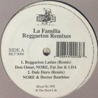 Don Omar - Reggaeton Latino (Remix) (12'')