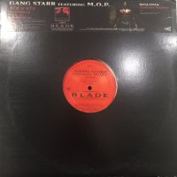 Gang Starr feat. M.O.P. - 1/2 & 1/2 (12'')