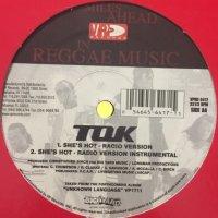 T.O.K. feat. Pitbull - She's Hotter (12'')