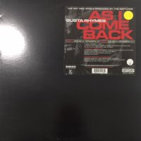 Busta Rhymes - As I Come Back (12'')