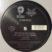 Cam'Ron feat. Jay-Z & Juelz Santana - Welcome To New York City (12'')