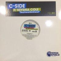 C-Side feat. Keyshia Cole - Boyfriend / Girlfriend (12'')