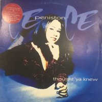 Ce Ce Peniston - Thought 'Ya Knew (inc, Searchin', Give What I'm Givin' and more...) (2LP)