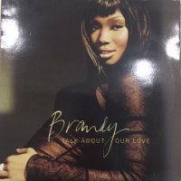 Brandy - Talk About Our Love (One Rascal Remix) (12'')