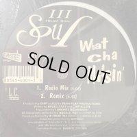 III Frum Tha Soul - What Cha Missin' (12'')