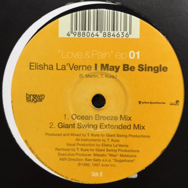 Elisha La'Verne - I May Be Single (The Complete Collection)