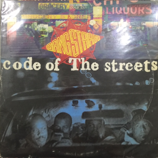 Code Of The Streets Lyrics by GangStarr - Lyrics Depot