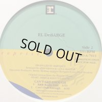 El DeBarge - Can't Get Enough (R&B Radio Edit) (12'')