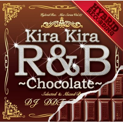 画像1: DJ DDT-Tropicana - Kira Kira R&B -Chocolate- (Mix CD)