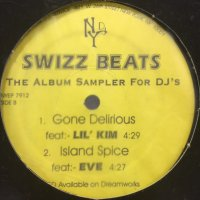 Swizz Beats feat. Eve - Island Spice (inc. Gone Delirious feat. Lil' Kim & Salute Me (Remix) feat. Nas) (12'')
