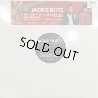 Jackie Boyz - All I Want For Christmas Is You (inc. She's Not Perfect and more...) (12'')