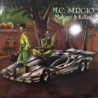 M.C. Sergio - Making A Killin' (LP)