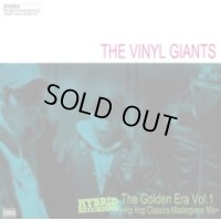 VINYL GIANTS (DJ DDT-TROPICANA, DJ mappy & MC MAGI)  - The Golden Era Vol.1 -Hip Hop Classics Masterpiece Mix- (Mix CD)