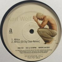 Karl Wolf - Africa (inc. Summer Days and more...) (12'')