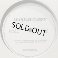 Mariah Carey - All I Want For Christmas Is You (inc. Emotions DJ Use Only Remix) (12'')